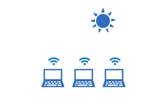 短期間・イレギュラーなネット環境構築支援