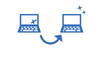 クライアントPCの選定・切り替え・バージョンアップ
